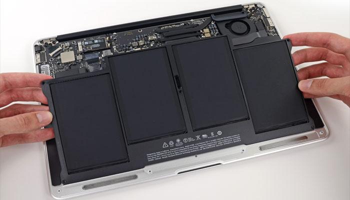 MacBook – Kopija baterije